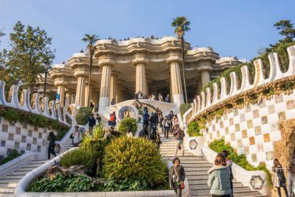 Barcellona-Park-Guell-Gaudi